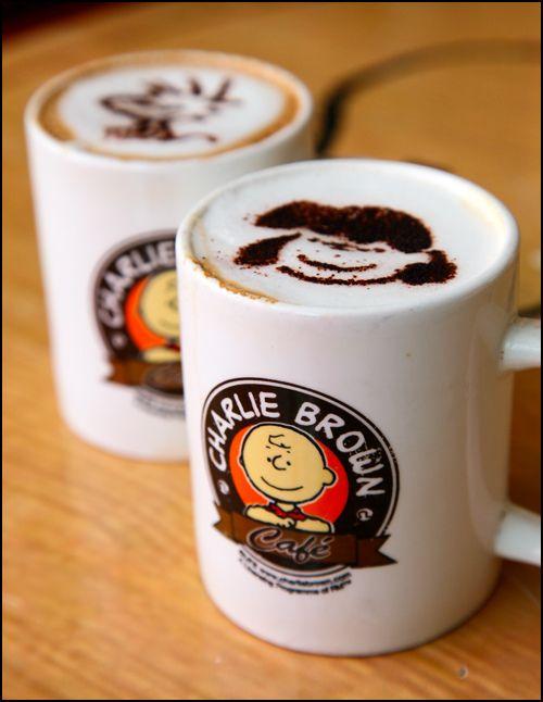 Charlie Brown Coffee Charlie Brown Cafe Cafe Charlie Brown