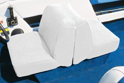 Taylor Made Products Boat Seat Cover Back To Back Lounge Seat White Lounge Seating Boat Seat Covers Seating
