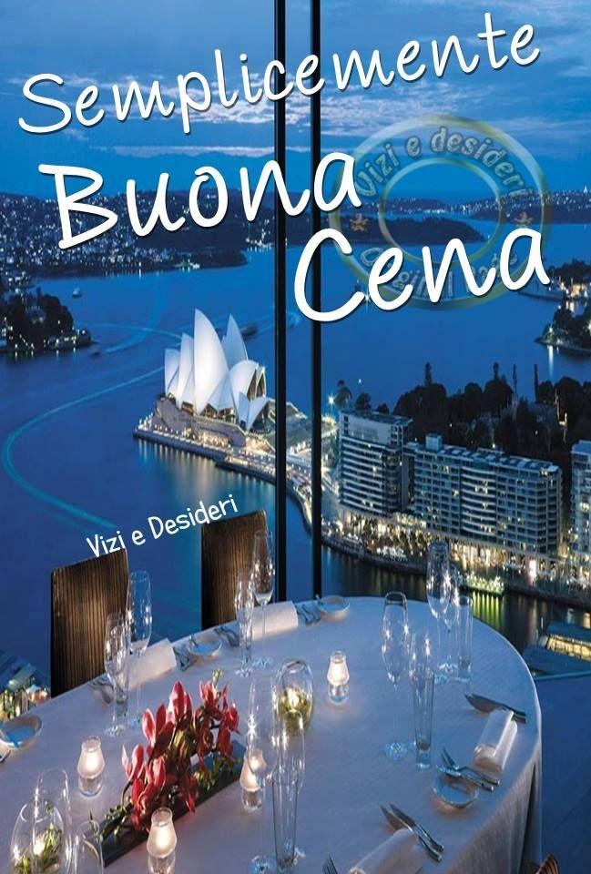 Buona cena immagine 10 auguri cartoline varie cena for Software gratis arredamento interni italiano