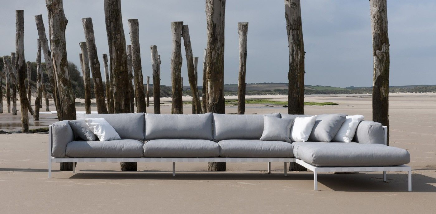 Natal Alu Sofa, Outdoor Sofa In Aluminium | Outdoor | Pinterest ... Outdoor Mobel Set Tribu