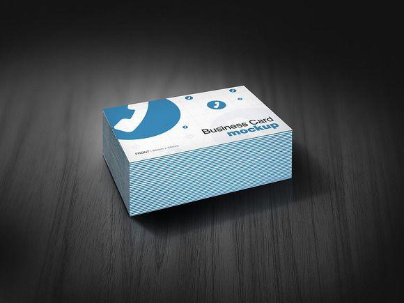 European size business card mockup 2 mockup and business cards european size business card mockup 2 by rafael oliveira on creative market colourmoves