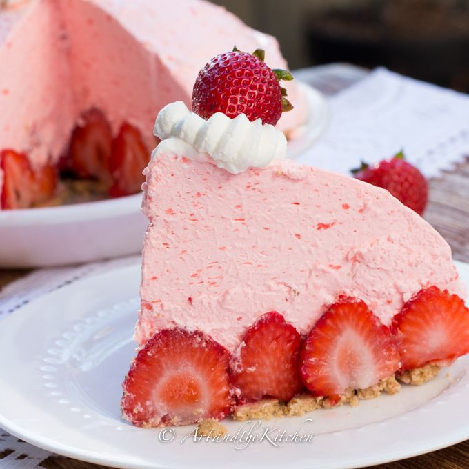No Bake desserts are so easy to whip up and this recipe for No Bake Strawberry Cheesecake Pie is delicious! No Bake Strawberry Cheesecake pie is so light and fluffy, a perfect summertime dessert. The sweet fresh strawberries layer make this pie soimpressively decorative. If you like no bake desserts be sure to try my...Read More »