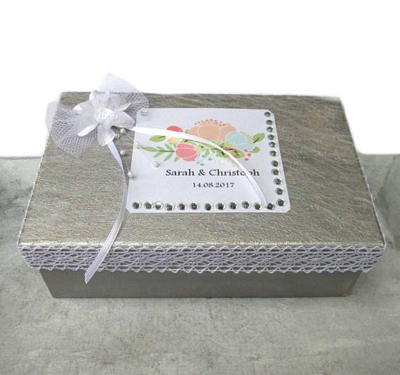 Karten Box Schachtel Hochzeitskarten Hochzeit Cards Box