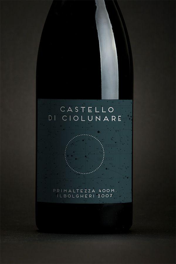 Castello Di Ciolunare project on Behance
