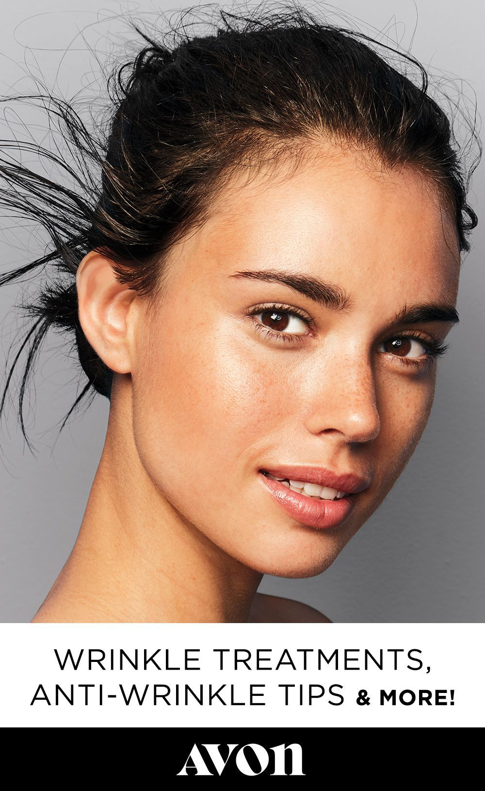 Discover how to get rid of wrinkles, fine lines and crow's