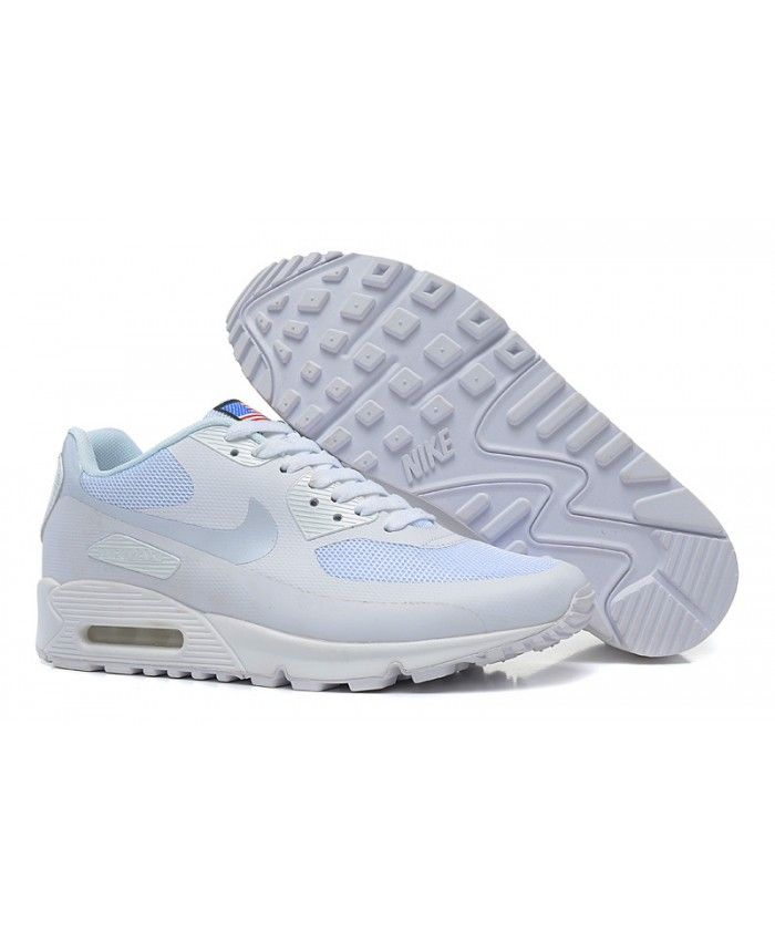 Cheap UK Nike Air Max 90 Hyperfuse American Flag Womens White Mens \u0026 Womens  Trainers/