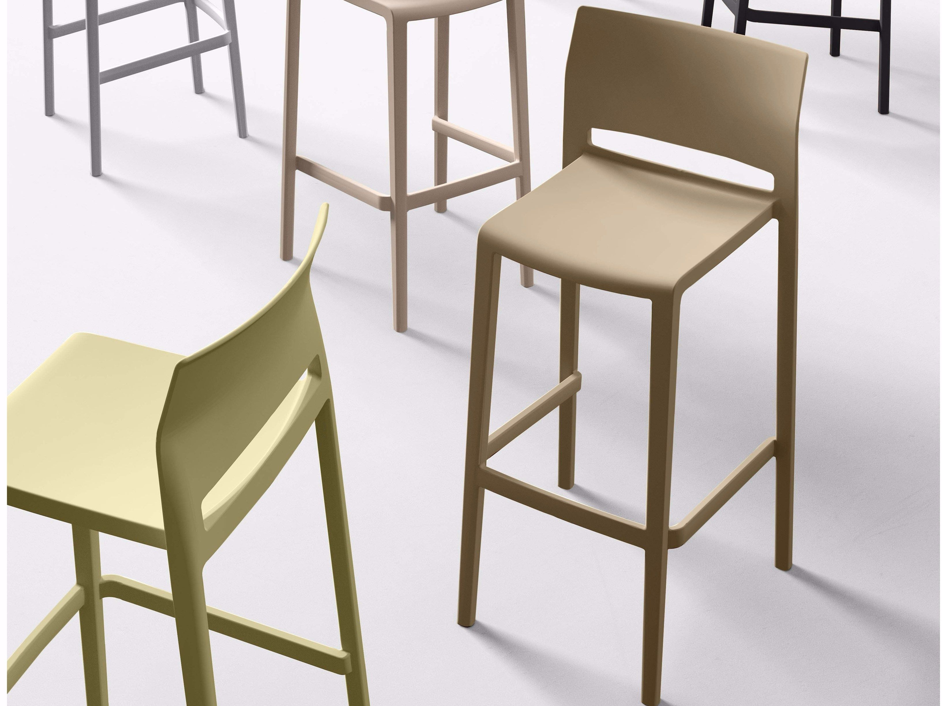 Elegant Bar Stools and Tables