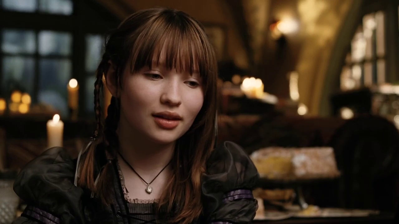 Violet Baudelaire - Emily Browning - A Series of ...