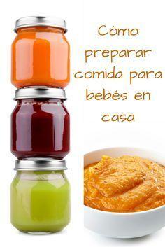 Como Preparar Comida Para Bebes En Casa Video Comida Para Bebes Recetas De Comida Para Bebes Comida Para Bebe