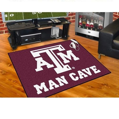Texas A M Aggies Man Cave Tailgater Area Rug Floor Mat 5 X 6 Man Cave Area Rugs Blackhawks Man Cave Chicago Blackhawks Man Cave