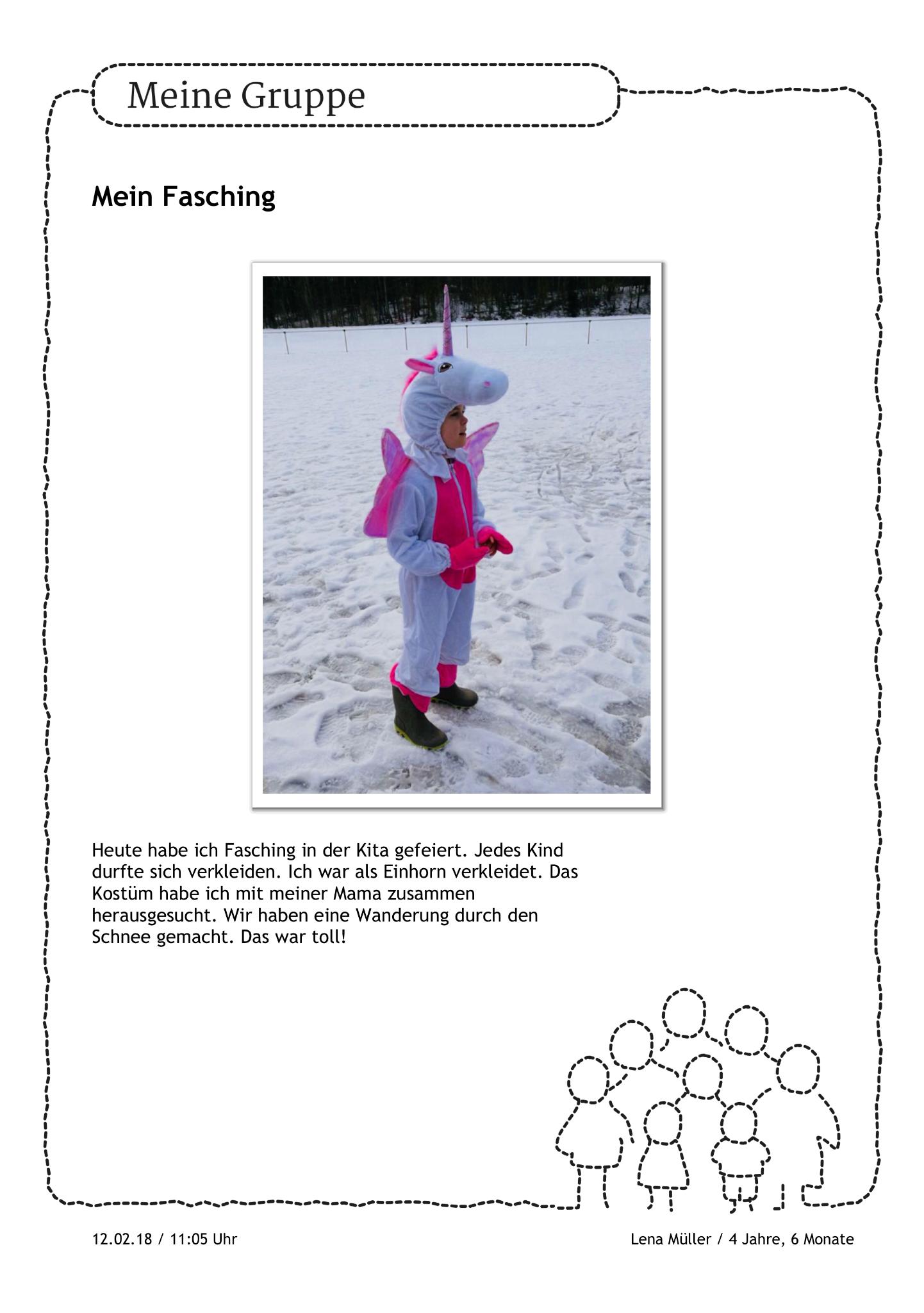 Karneval #Fasching #Fasnet #Kita #Kinder #Verkleidung #Spaß ...