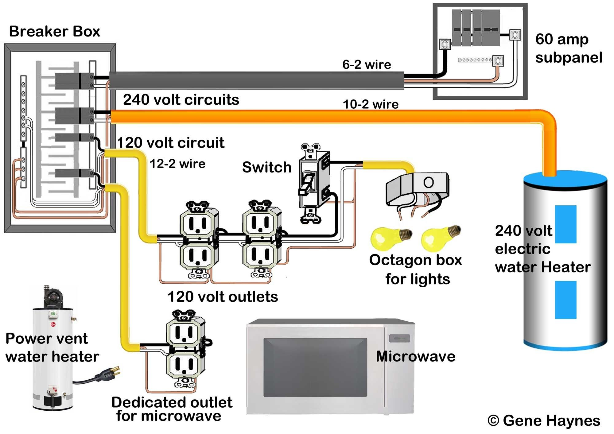 New Wiring Diagram Immersion Heater Switch Outlet Wiring House Wiring Electrical Circuit Diagram