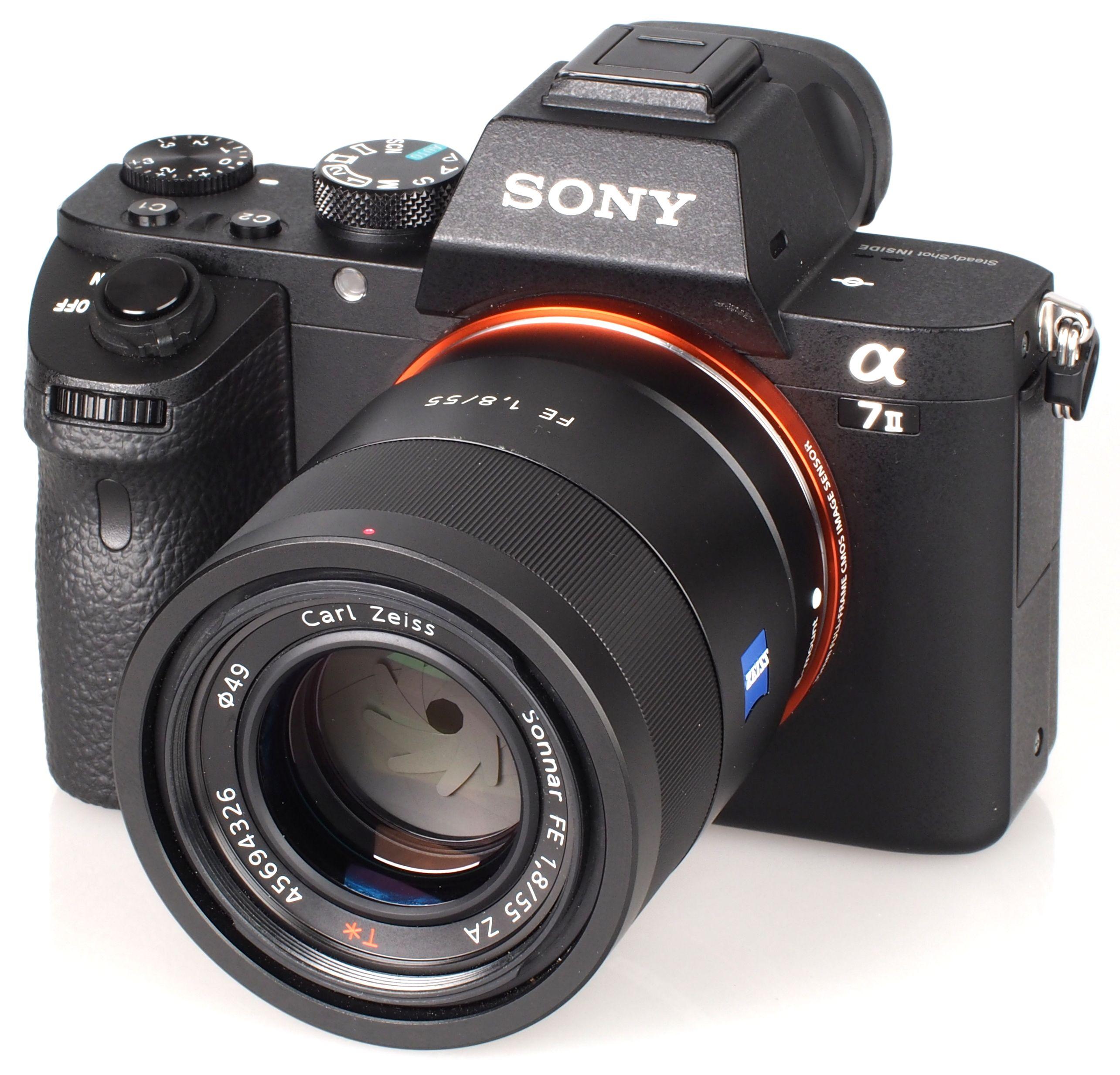 Sony Alpha a7II Interchangeable Digital Lens Camera