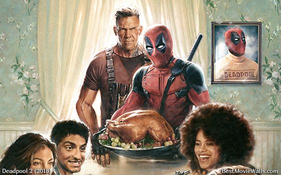 Deadpool Wallpaper For Thanksgiving Deadpool Pinterest