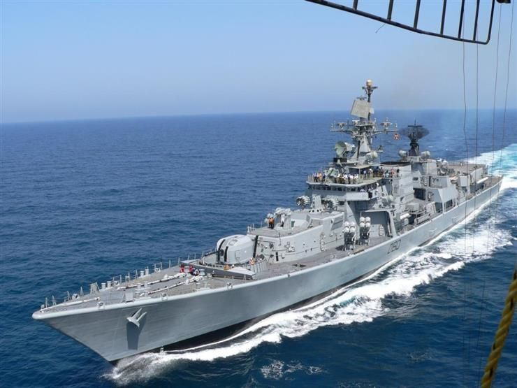 بالبلدي Belbalady Destroyer Ship Indian Navy Ships Warship