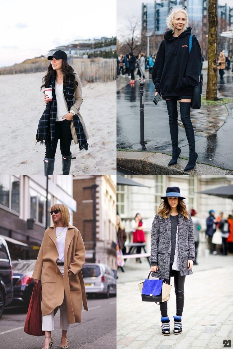 Modetrends Herbst 2021 Damen