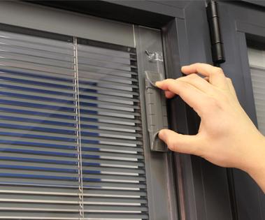 Integral Blinds Choices Bifold Doors Blinds Sliding Patio Doors