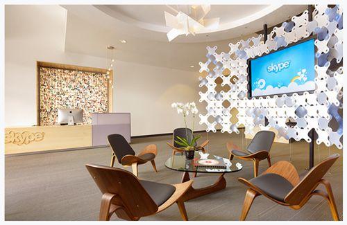 creative office environments. office entrance creative environments v