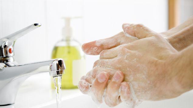 Handewaschen Schutz Vor Infektionen Desinfektion Handewaschen