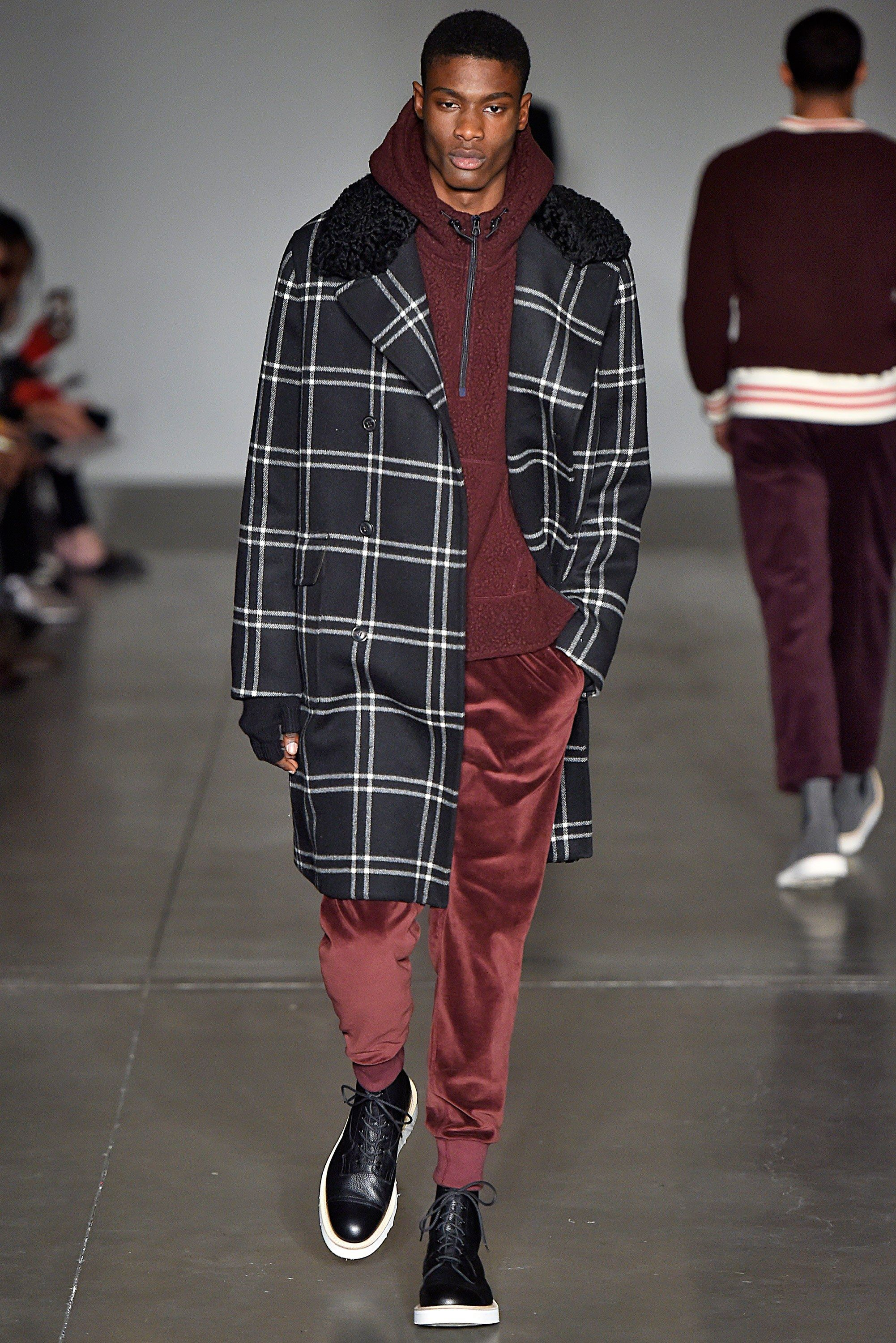 Todd snyder fall menswear fashion show in frunways