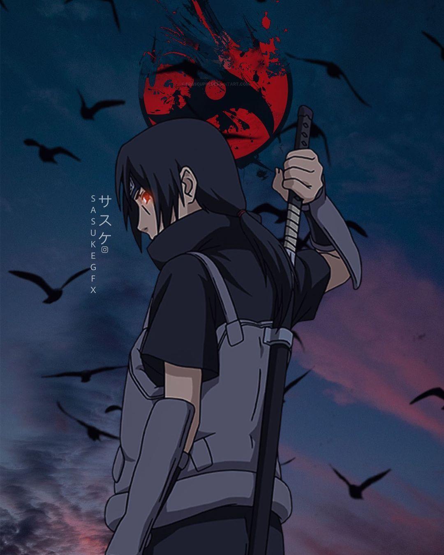 Sasuke Sasukegfx Posted On Instagram Dec 12 2020 At 4 10pm Utc In 2021 Samurai Anime Wallpaper Naruto Shippuden Anime Akatsuki Anime wallpaper iphone sasuke