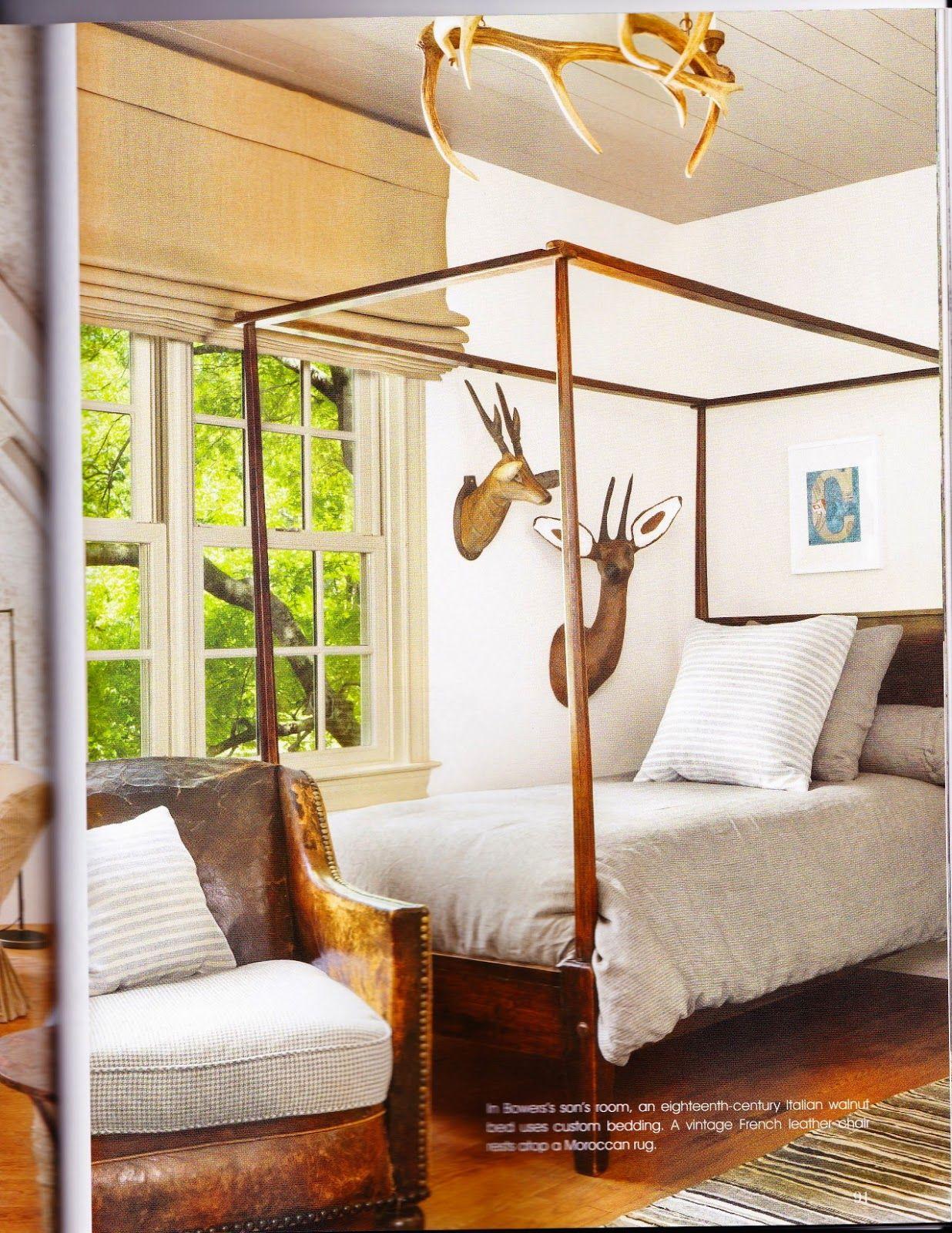 Milieu Magazine bedrooms Pinterest