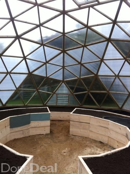 geodesic dome greenhouses pinterest dome greenhouse geodesic dome greenhouse and. Black Bedroom Furniture Sets. Home Design Ideas