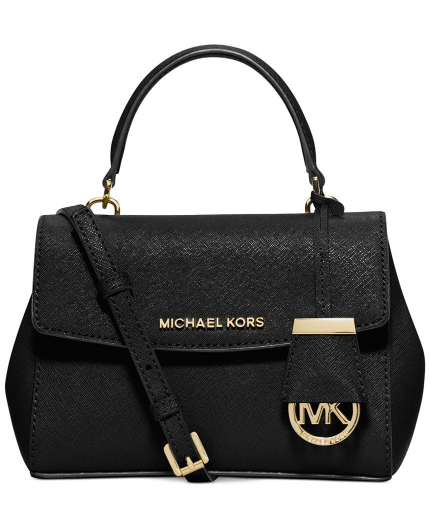 b87c263b7 MICHAEL Michael Kors Ava Mini Crossbody - Michael Kors Handbags - Handbags  & Accessories - Macy's