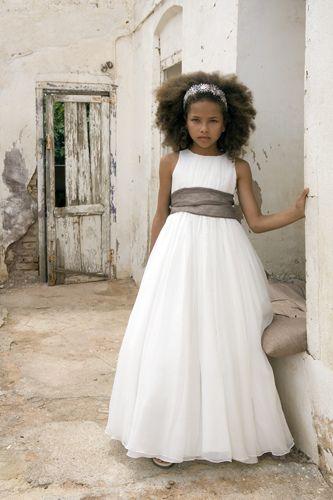 Vestidos de comunion rubio kid