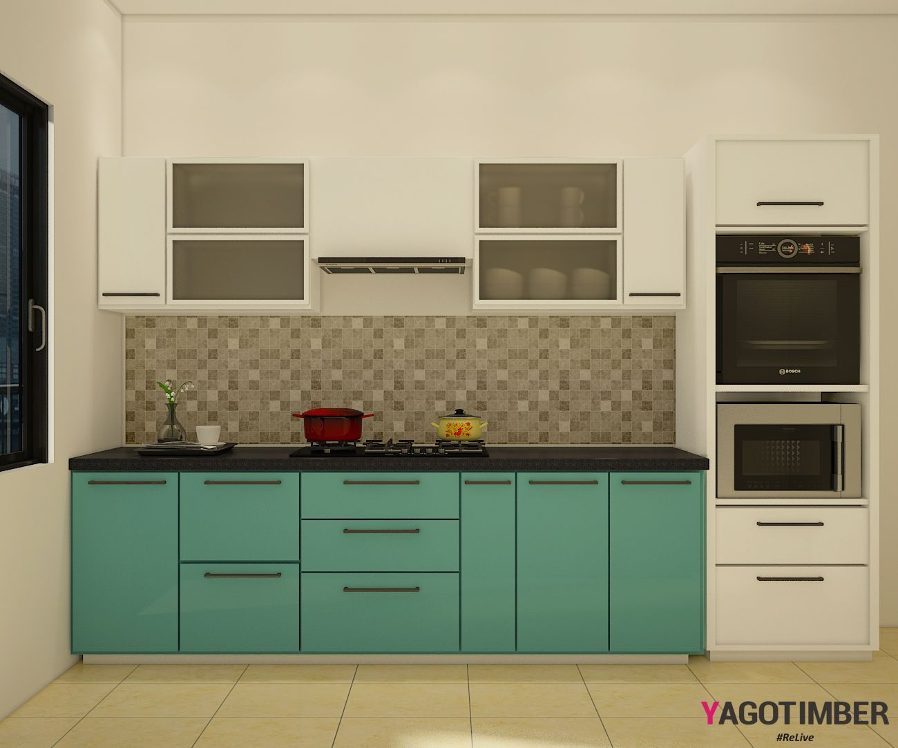 Short With Space Don T Worry Yagotimber Got The Most Trending Minimalist Kitchen Designs For You Vi Kitchen Design Small Kitchen Design Small Modern Kitchens