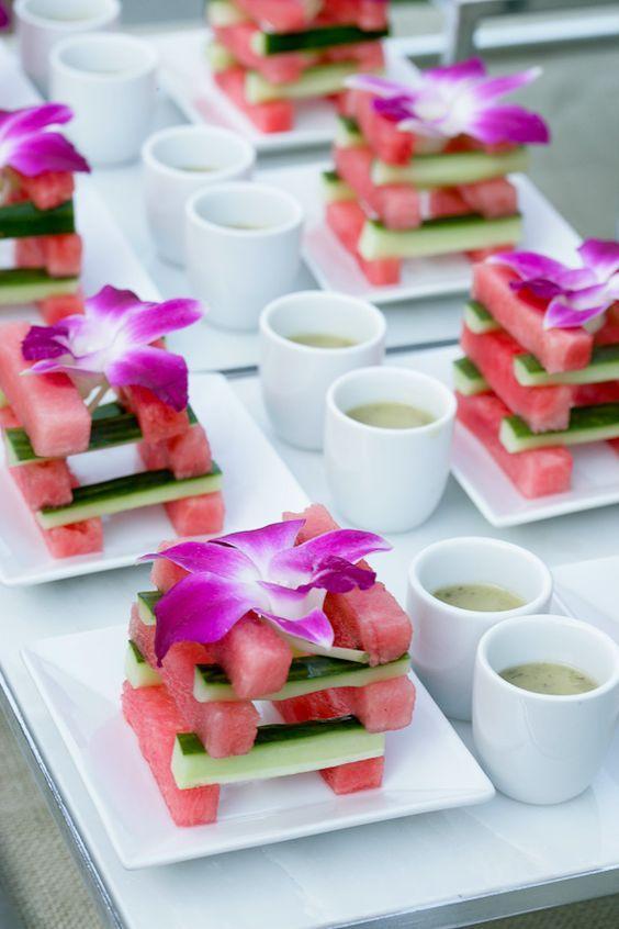 menus de boda en verano andrea correale s elegant affairs