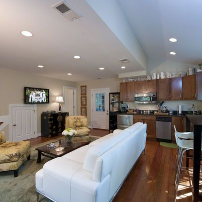 Awesome Basement Apartment Ideas