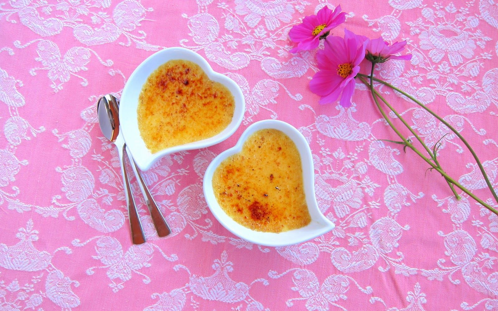 Pressure Cooking: Crema Catalana (Spain's Creme Brulee) by Laura Pazzaglia - Fabulicious Food
