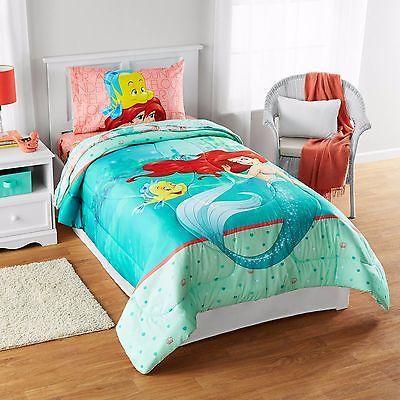 Elegant Little Mermaid Bed Set  Ideas