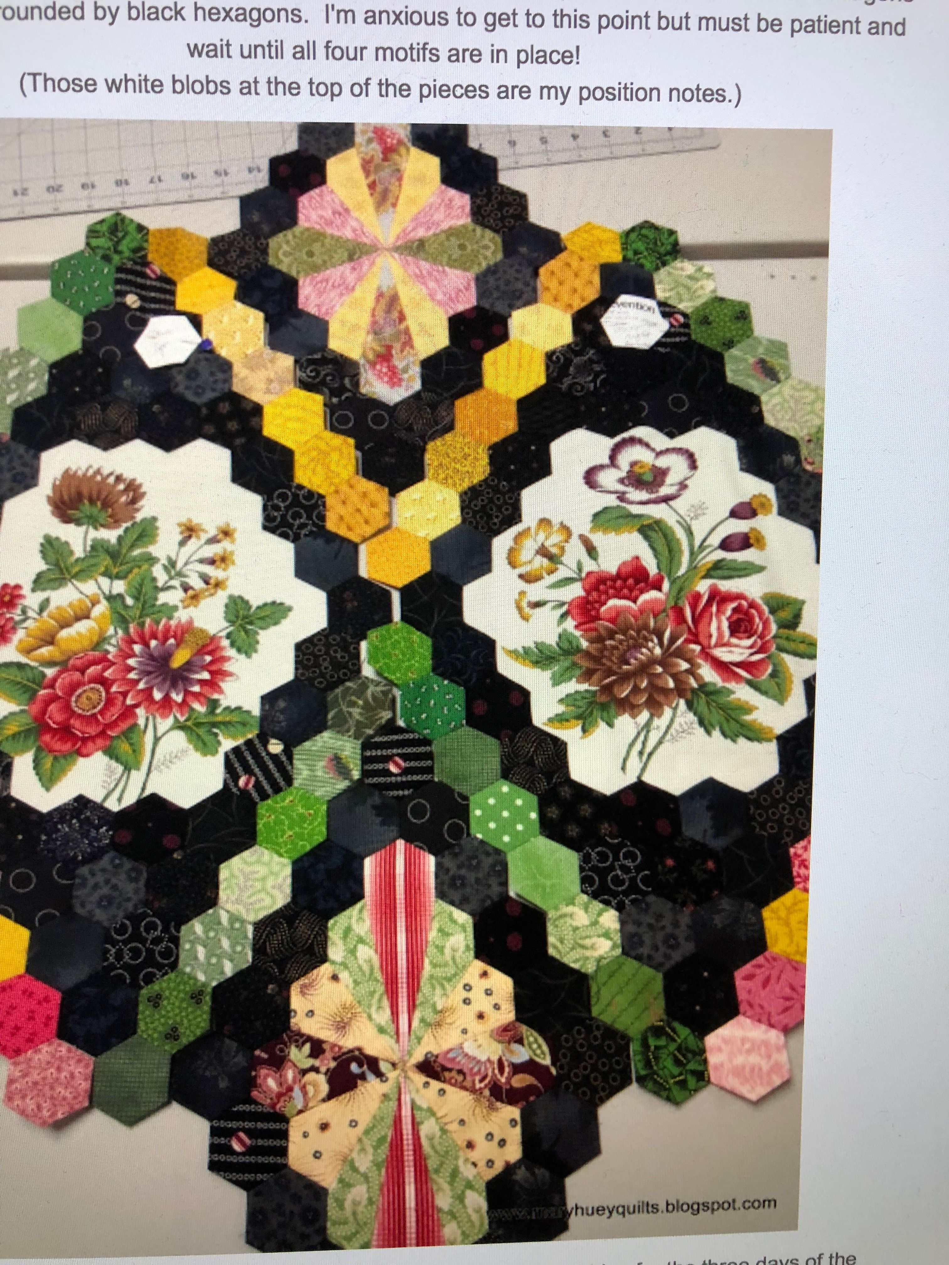 Pin by Vanessa Black on Dodecagon quilt Pinterest