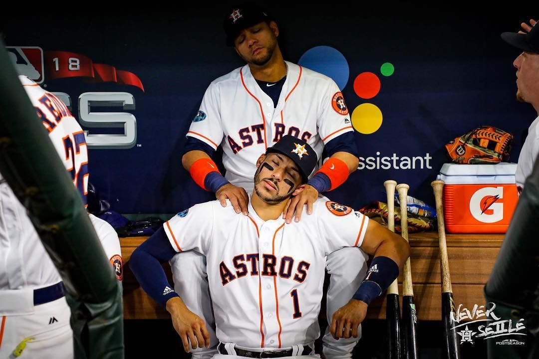 Just guys bein dudes Houston astros, World series, Baseball