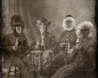 Not my circus Not my monkeys Cross Stitch Pattern by Melarty