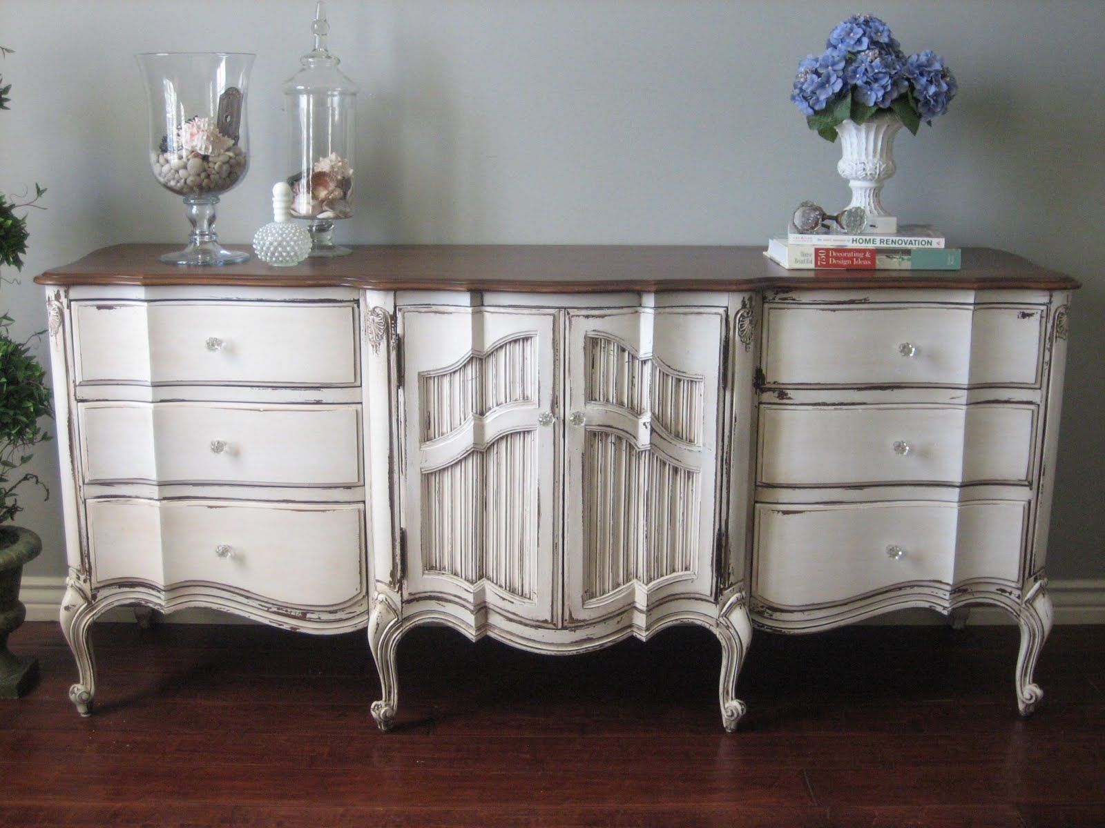 painted French Provincial