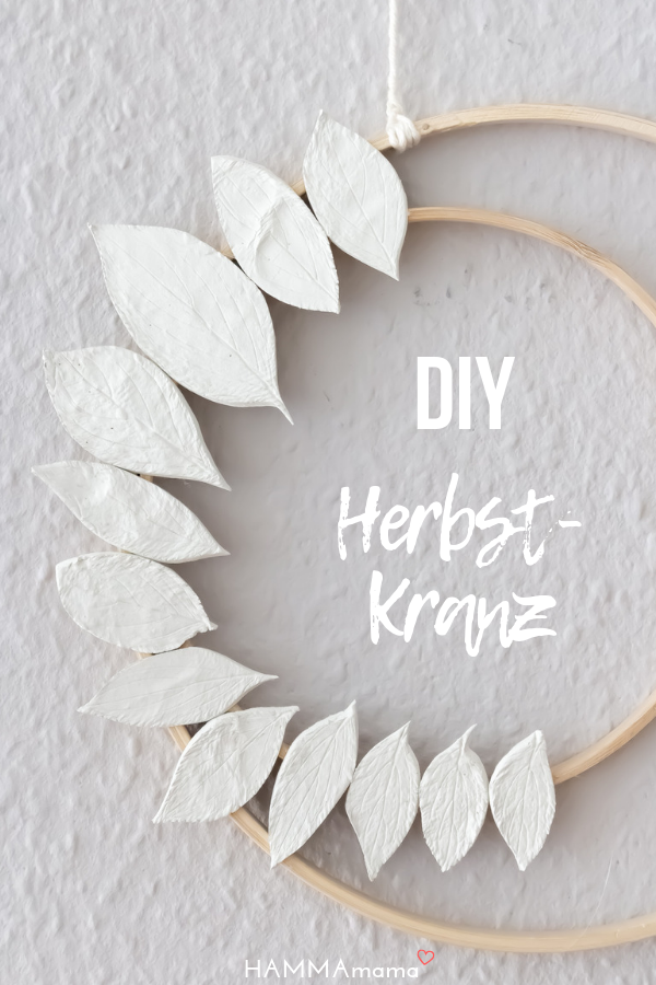 Photo of Make a simple wreath for autumn yourself – in Scandinavian style