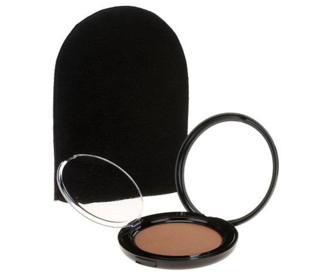 Dalton Cosmetics Golden Pearl Radiant Body Bronzer w/ Application Mitt #dalton #cosmetics #bronzer #rondeaubeauty