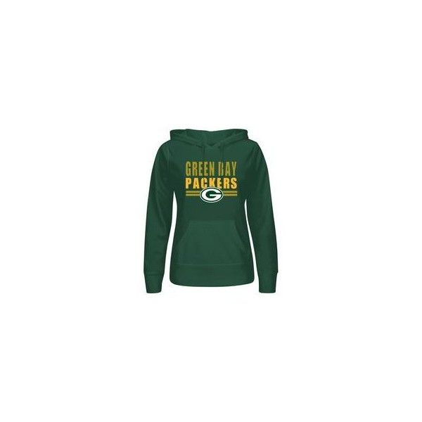 ... NFL Womens Green Bay Packers Pullover Hoodie Shopko (39) ❤ liked on  Polyvore . 8c5c47607