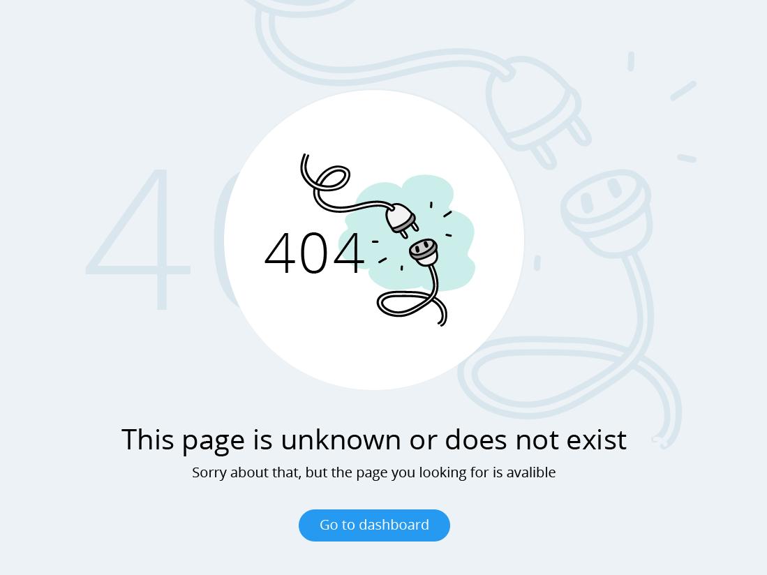 Error Pages Error Page Web Design Interactive Design