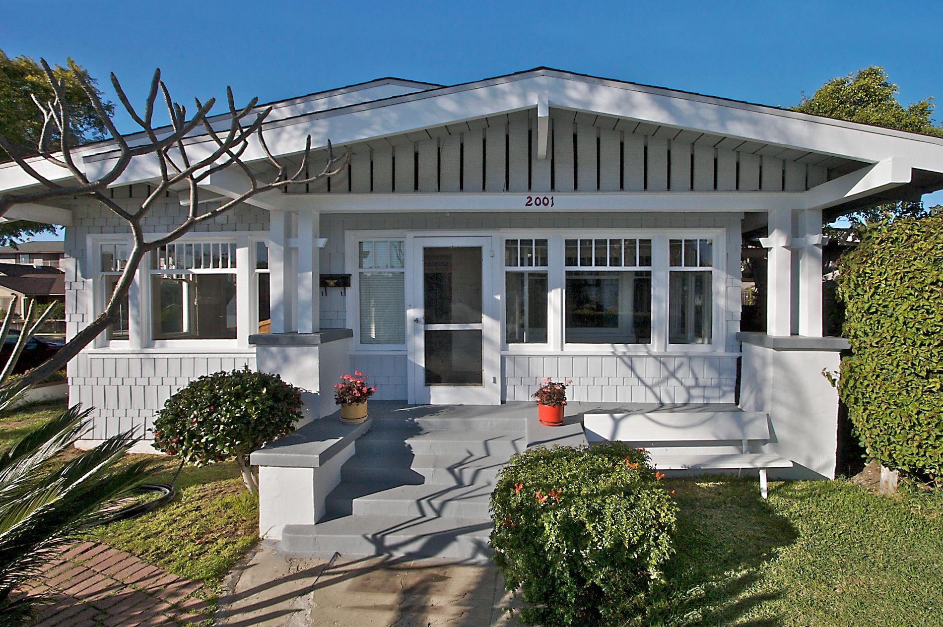 California Bungalow and Craftsman Real Estate | Craftsman ...