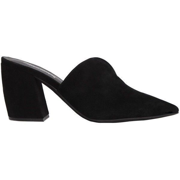 Jeffrey Campbell 80MM SUEDE MULES hQcph