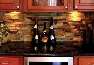 Cultured Stone Kitchen Backsplash Stone Kitchen Stone