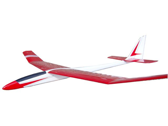 West Wings Lancer Balsa Plane Kit A radio controlled thermal soarer