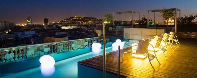 Las Mejores Terrazas De Barcelona Terrazas Barcelona Viajes