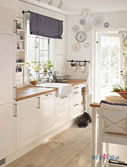 biała polka z ikea  Szukaj w Google  ikea  Pinterest   -> Ikea Kuchnie Uchwyty