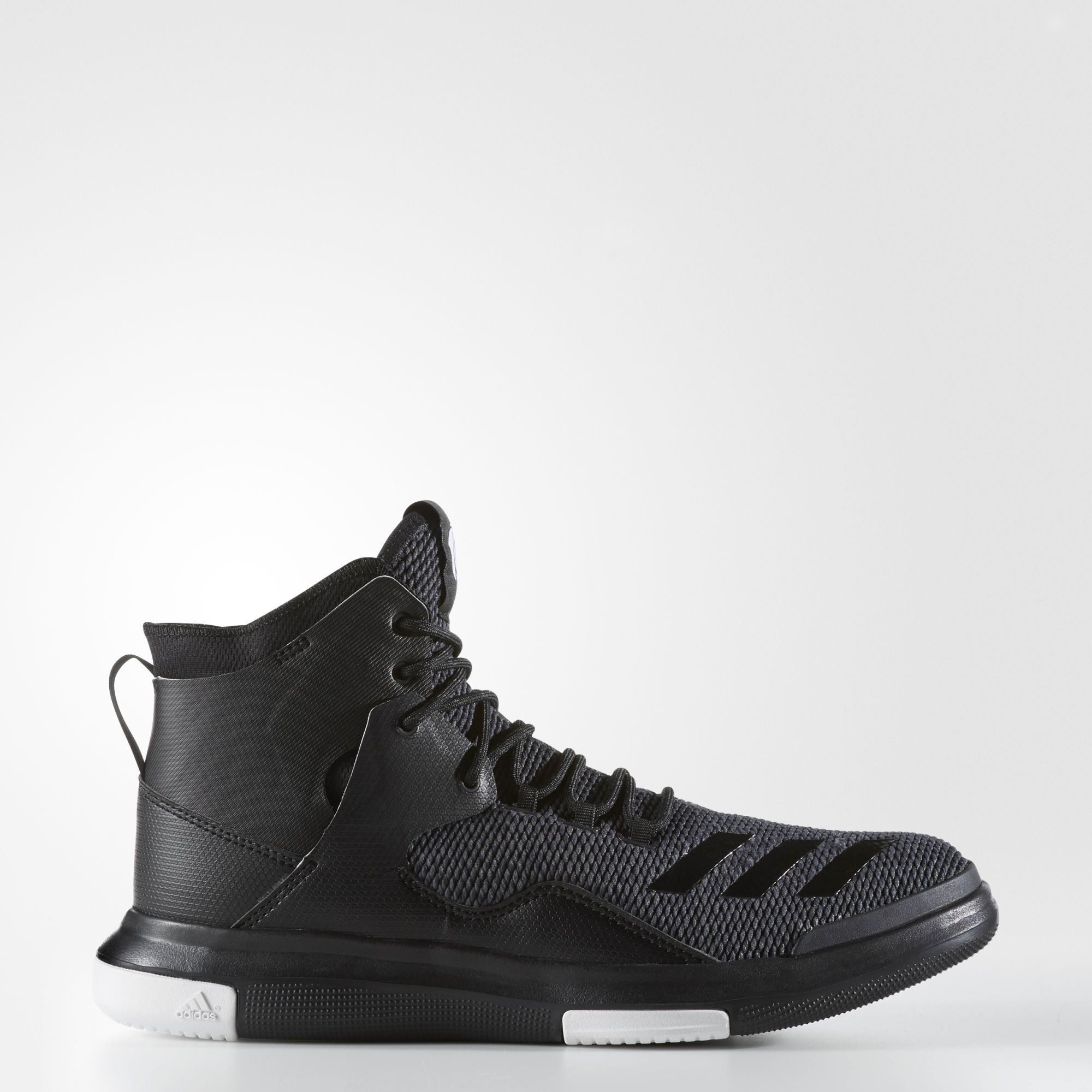 Zapatos negros de verano Adidas D Rose para hombre UfdXtK9XR3