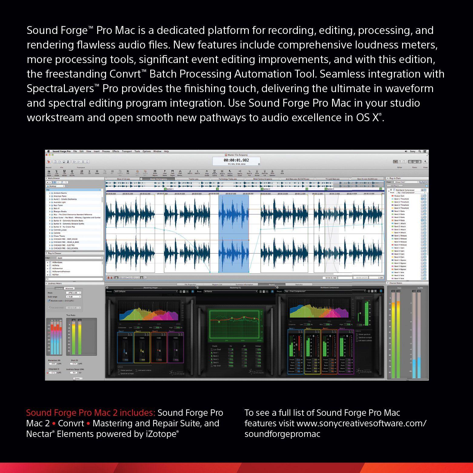 Sony Sound Pro Mac 2 [Download] http//www